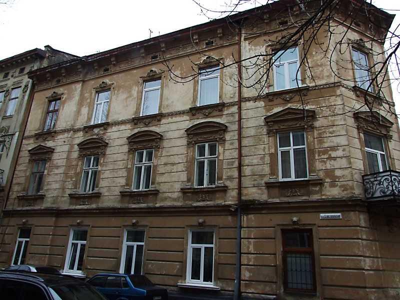 2012 р. Фасад по вул. Севастопольській