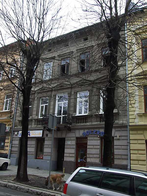 Житловий будинок (№ 22)