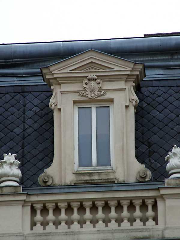 Вікно мансарди