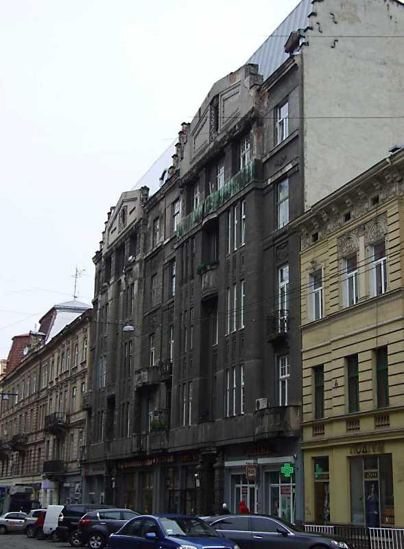 2012 р. Будинки № 8 – 2 в перспективі…