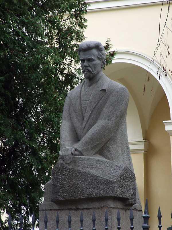 Пам'ятник В.С.Стефанику (№ 2)
