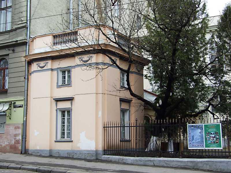 2012 р. Флігель