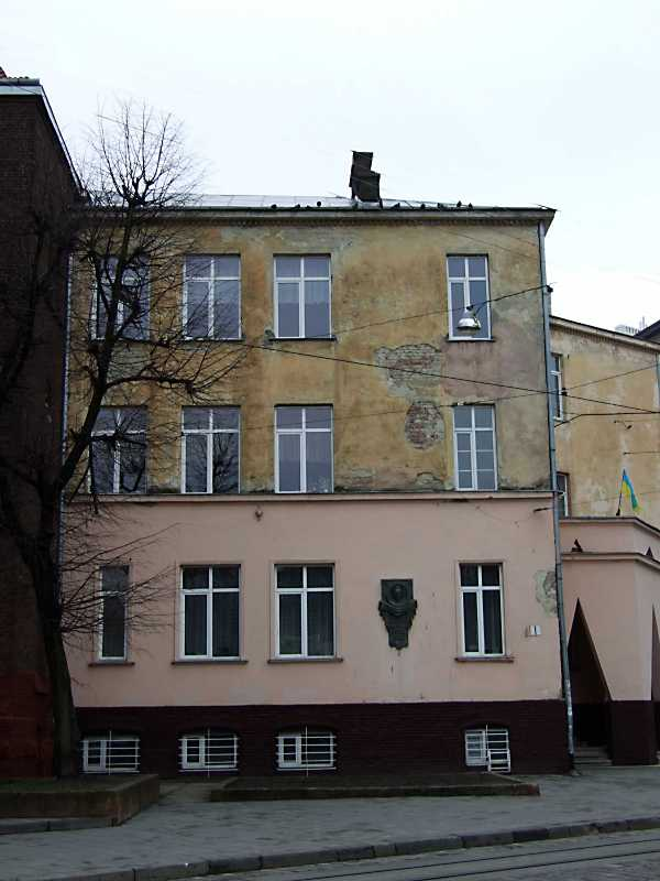 Школа (вул. Кольберга, № 1)