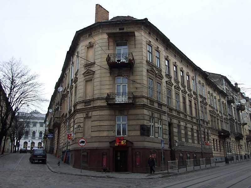 House in Lviv (1896 – 1902) -…