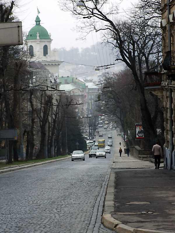 Листопадового чину вул.