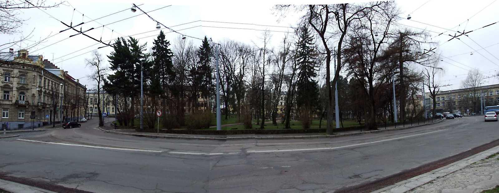 2012 р. Панорама з півночі
