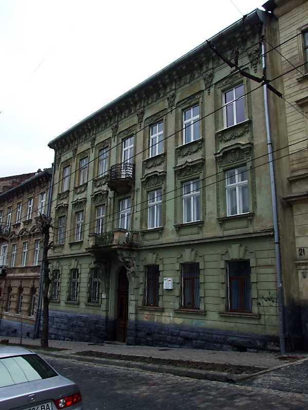 Житловий будинок (№ 19а)