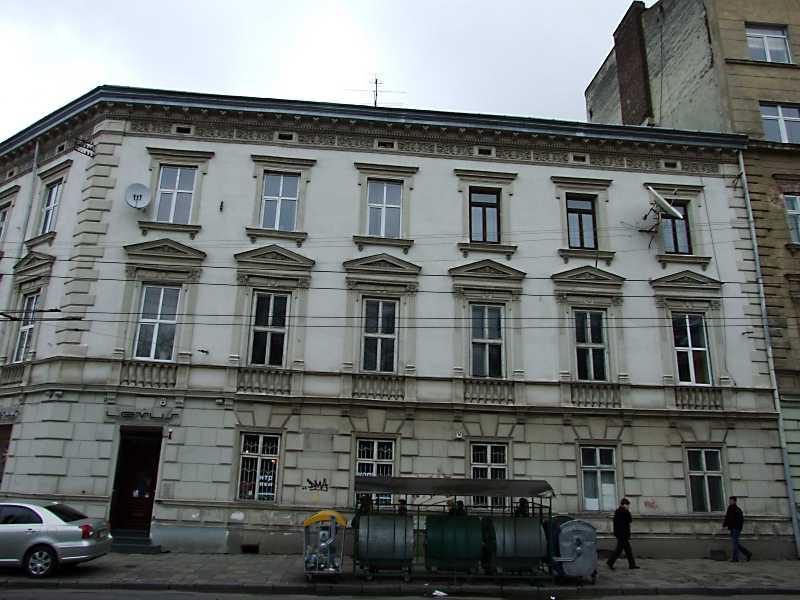 2012 р. Фасад по вул. Словацького