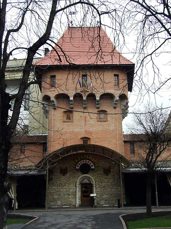 Башта крамарів (№ 16а)