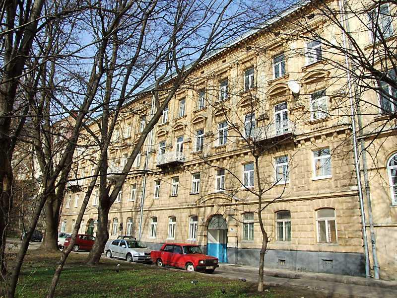 Будинок у Львові (вул. Винниченка, 26), в якому в 1898 – 1912 рр. містилось Наукове товариство ім. Шевченка.