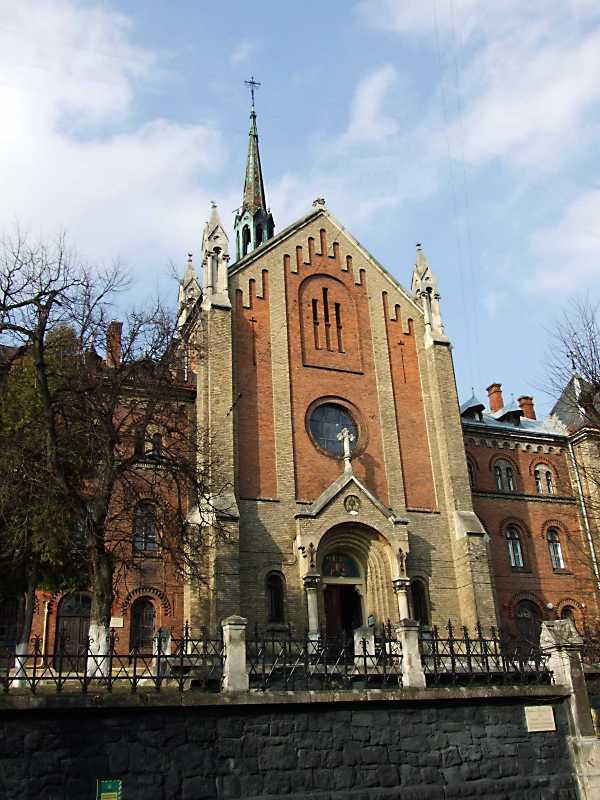 Костел францисканок (№ 43)