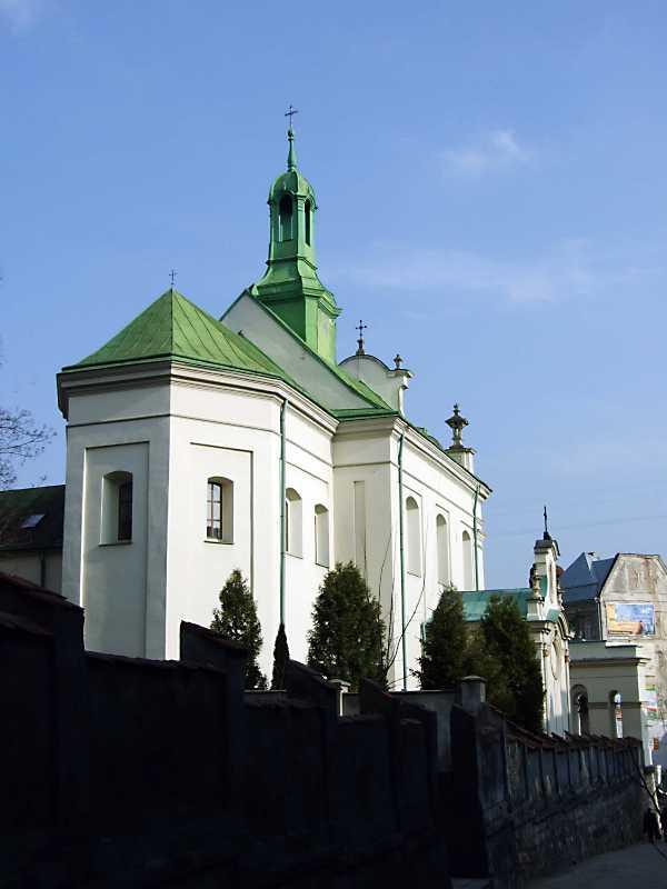 Костел св.Антонія (№ 49а)