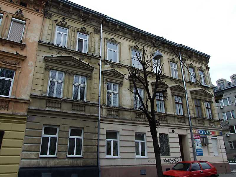 2012 р. Загальний вигляд з боку вул.…