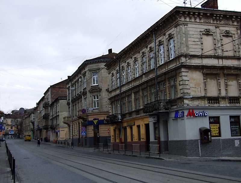 2012 р. Перспектива парного боку від вул. Філатова до вул. Чехова