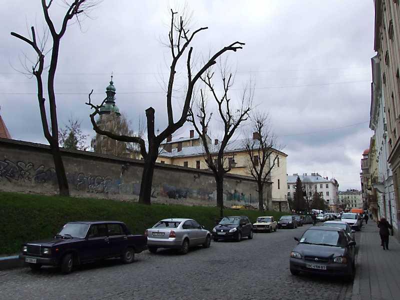 2012 р. Перспектива від вул.…