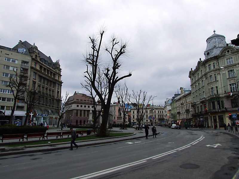 2012 р. Панорама з північного заходу