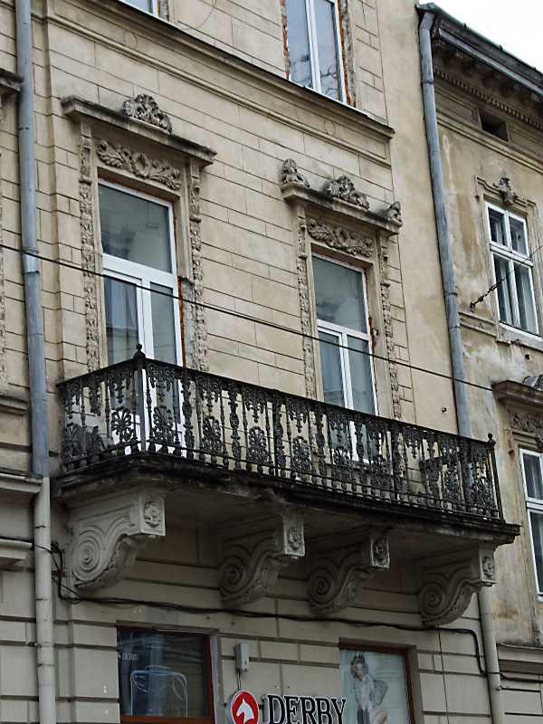 Балкон 2-го поверху