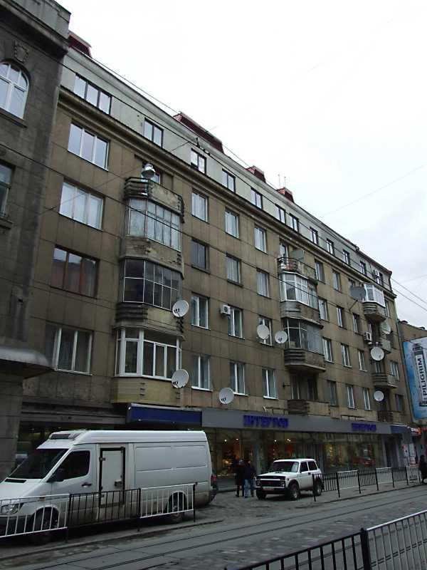 Житловий будинок (№ 10 – 12)
