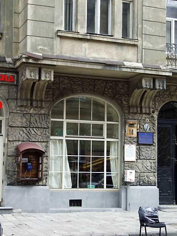 2012 р. Вікно 1-го поверху