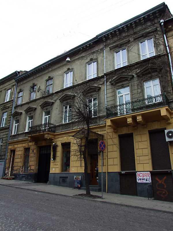Житловий будинок (№ 58)