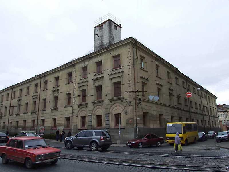 Prison in Lviv (1889) - I.Franko's…