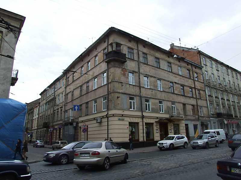 Житловий будинок (№ 31)