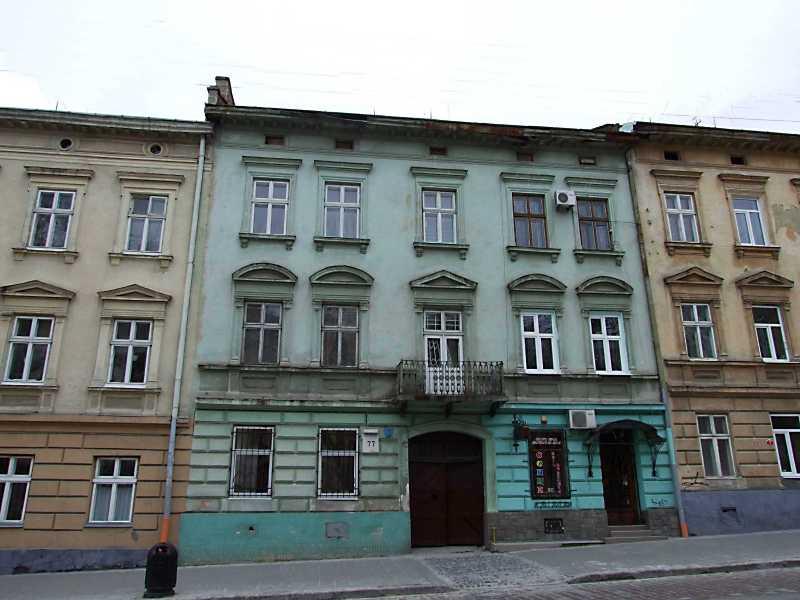 Житловий будинок (№ 77)