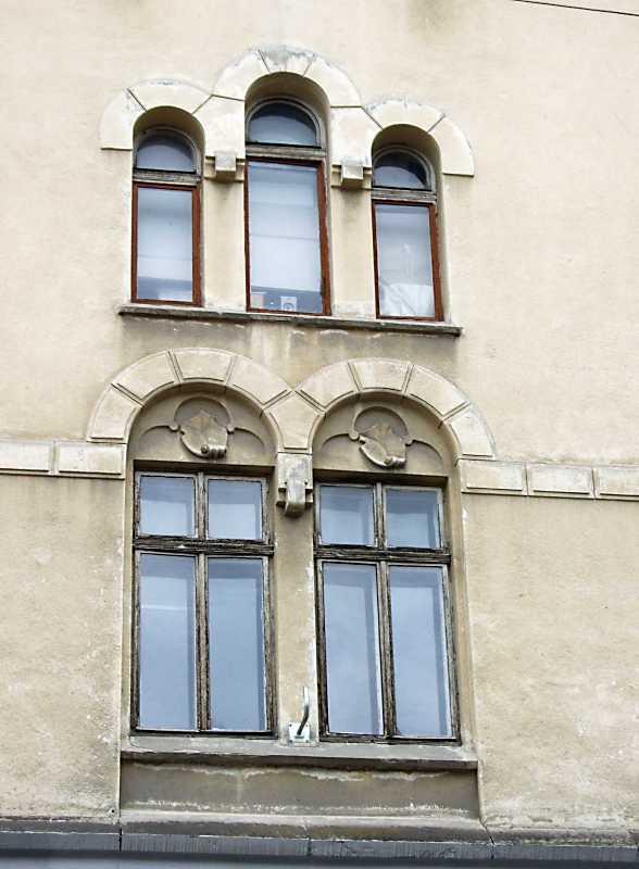 Вікна 2-3-го поверхів