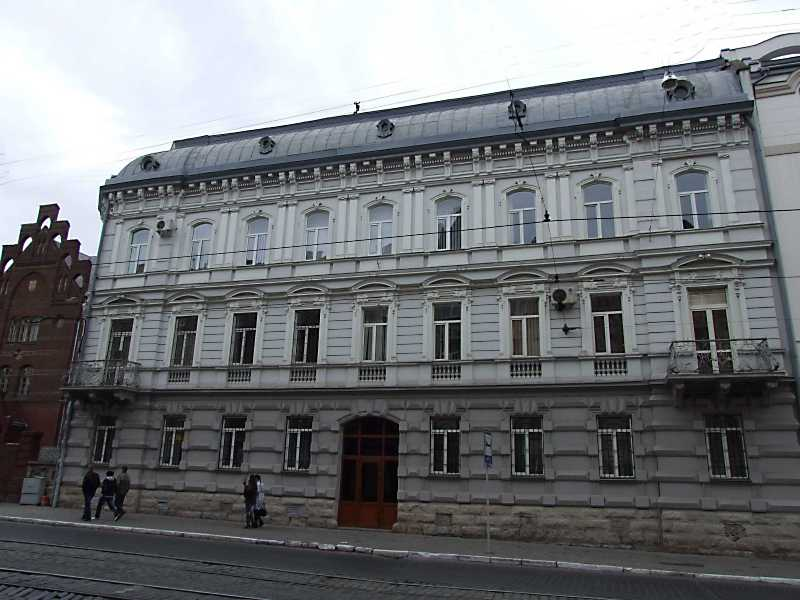 Університет внутрішніх справ (№ 26)