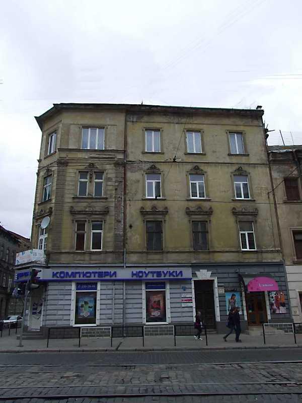 2012 р. Фасад по вул. Городоцькій