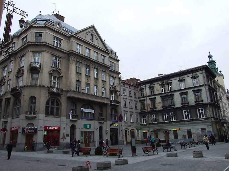 2012 р. Панорама площі