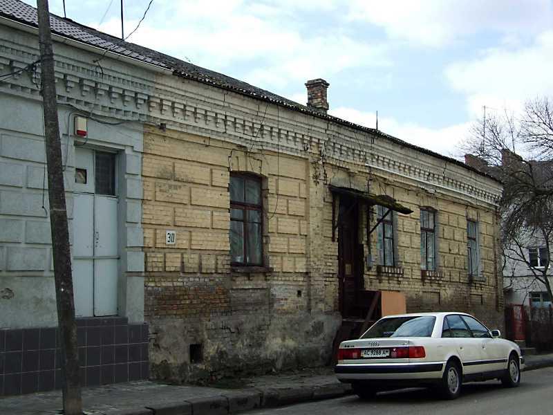 Фасад по вул. Кондзелевича