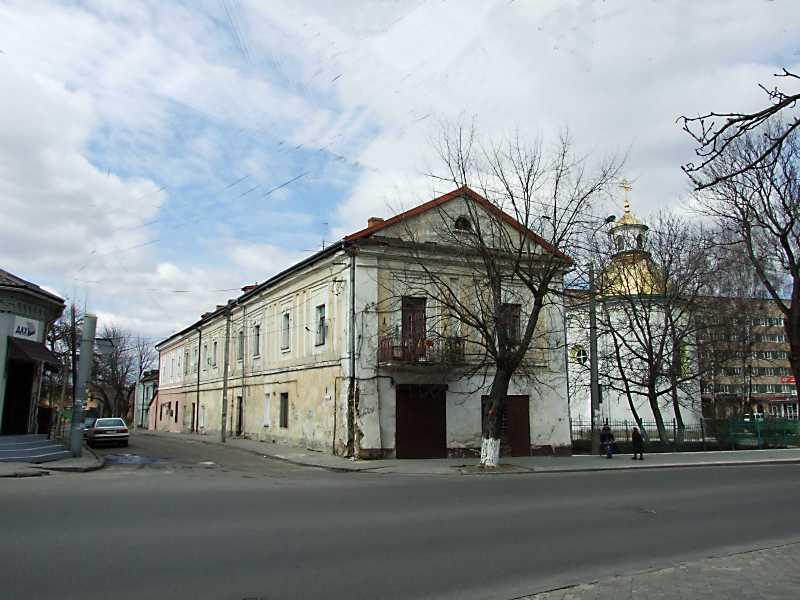 Данила Галицького вул.