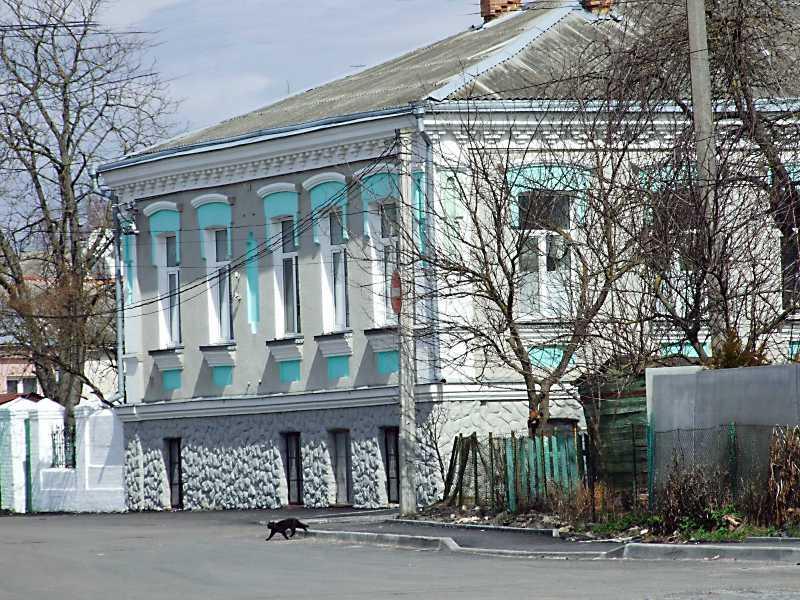 Караїмська вул.