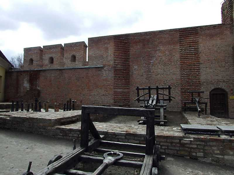 Фрагмент західного муру. Вигляд з…
