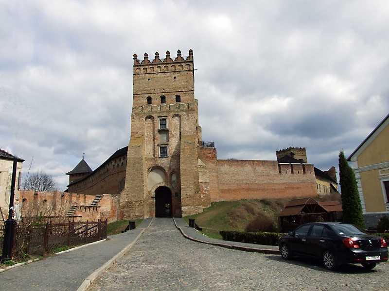 Верхній замок