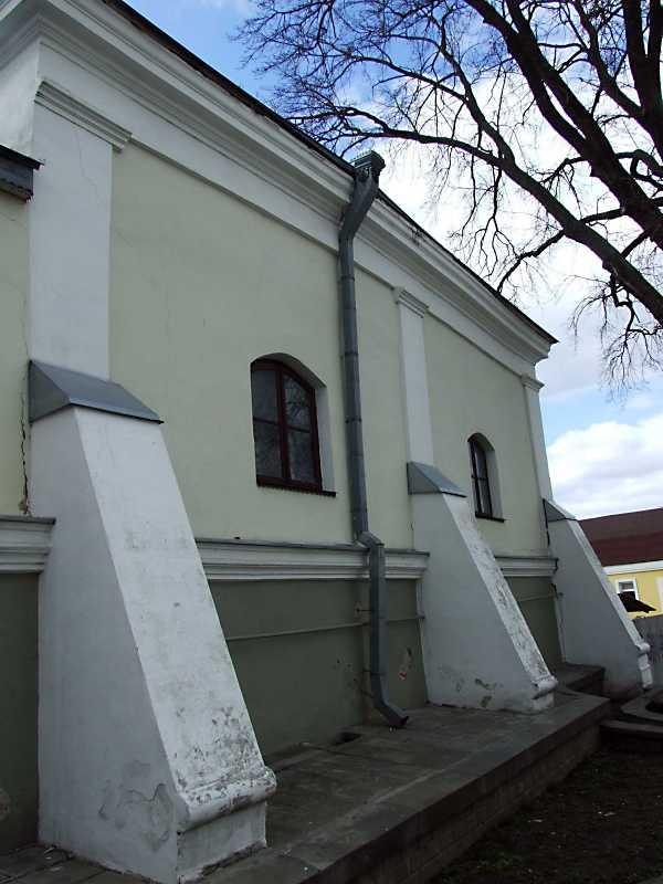 2012 р. Східний фасад. Вигляд з…