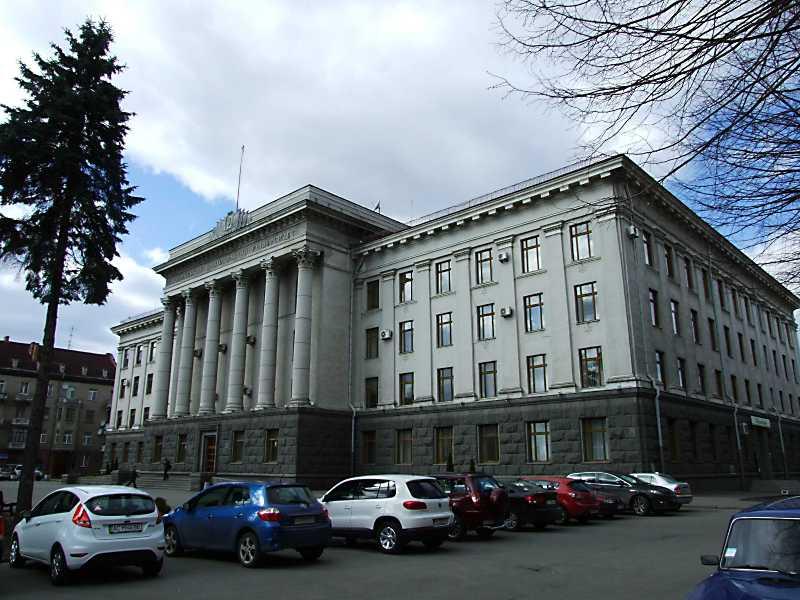 Університет (№ 13)