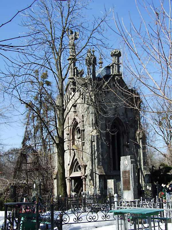 Каплиця-гробниця
