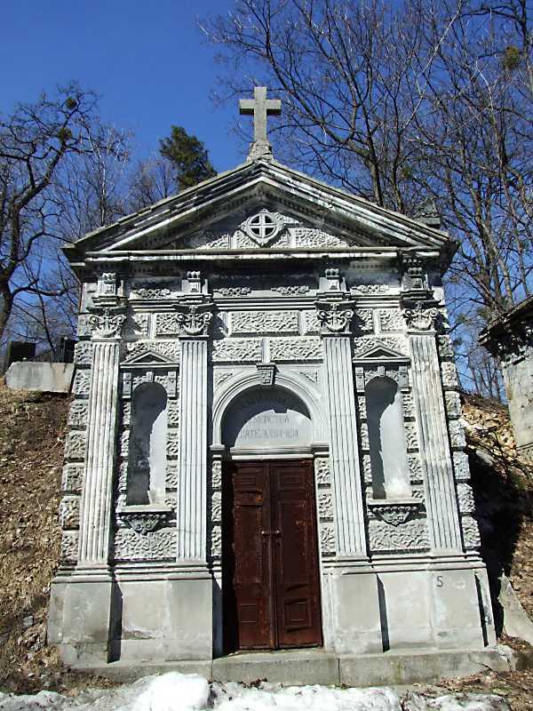 Каплиця-гробниця Дятеловичів
