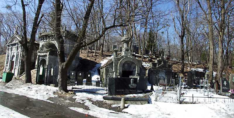 2013 р. Панорама групи гробниць
