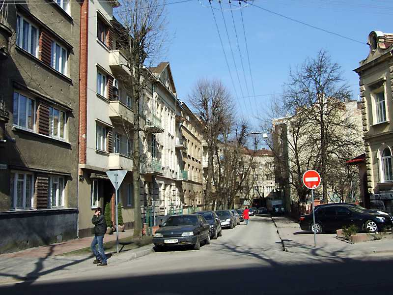 Павлова вул.