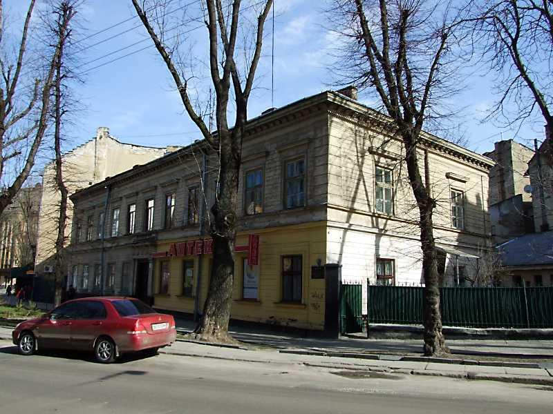 Житловий будинок (№ 19)
