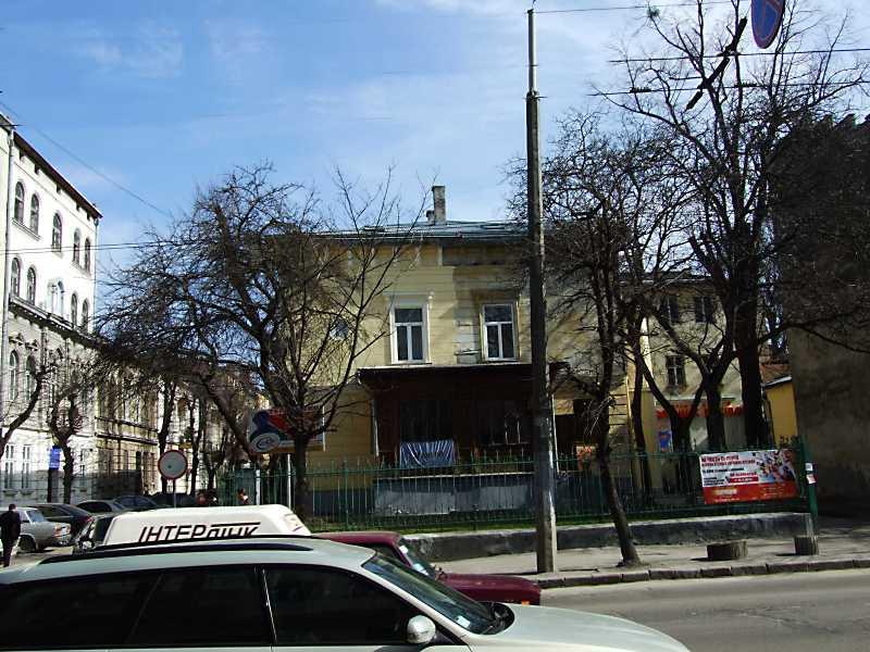 2013 р. Ріг вул. Романчука і Зеленої
