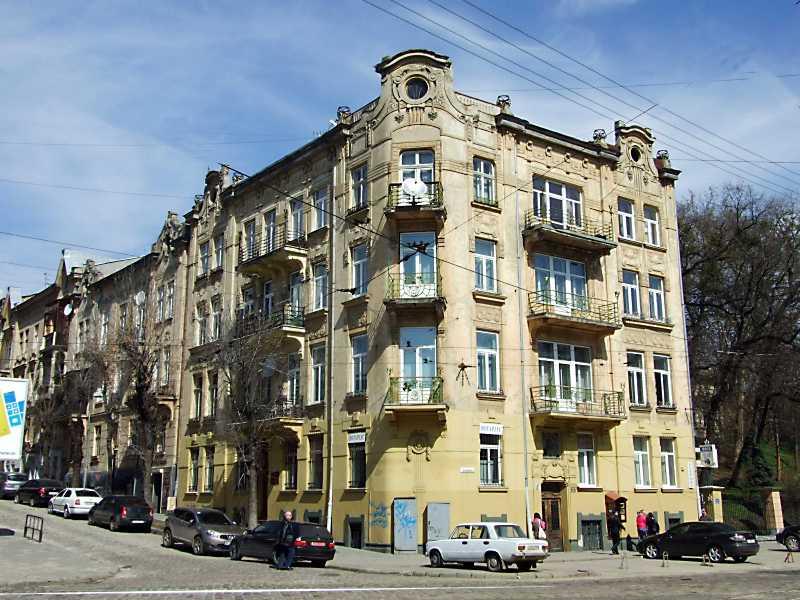 Житловий будинок (№ 66)