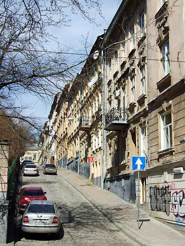 Кобилянської вул.