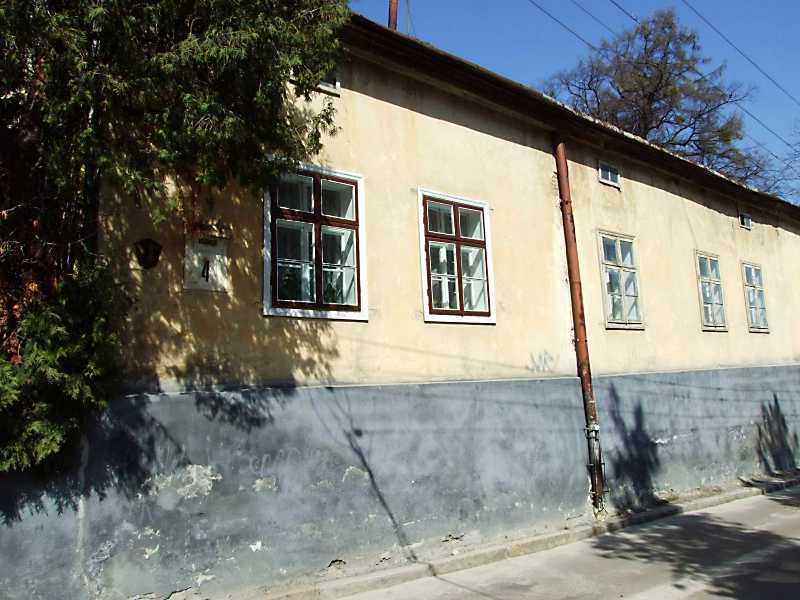 2013 р. Фрагмент головного фасаду