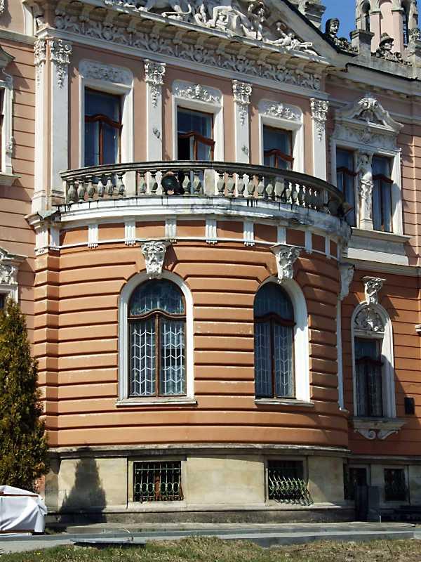 Ризаліт-балкон