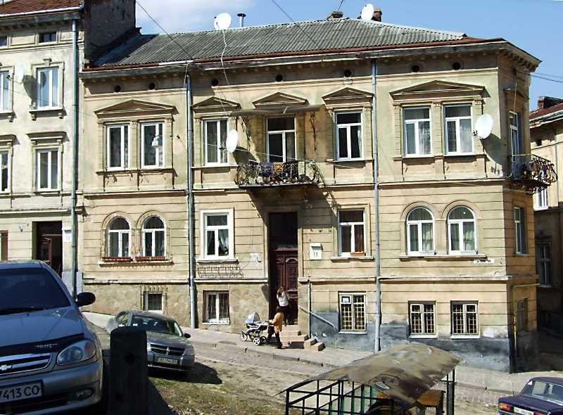 Житловий будинок (№ 14)