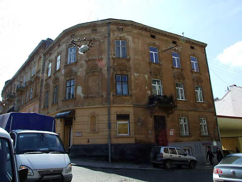 Житловий будинок (№ 6)